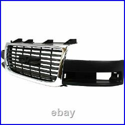 NEW Grille For 2003-2020 GMC Savana 1500 2500 3500 4500 GM1200532 SHIPS TODAY