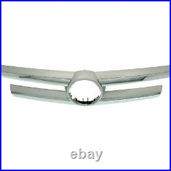 NEW Grille For 2013-2016 Mercedes-Benz GL Class MB1200187 SHIPS TODAY