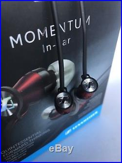 NEW Sennheiser MOMENTUM In-Ear Canal Earphone i model for Apple iOS Free Ship