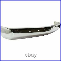 NEW USA MADE Front Bumper For 1988-2000 Chevrolet GMC K1500 C1500 SHIPS TODAY