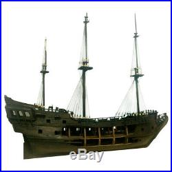 New 150 DIY Black Pearl Ship Model Building Kits for Pirates of the Caribbean D