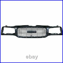 New Front Grille For 1999-2000 GMC Yukon Denali GM1200447 SHIPS TODAY