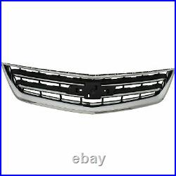 New Grille Upper For Chevrolet Impala Lt Model 2014 2019 Gm1200685 Free Shipping