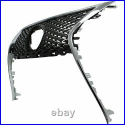 New Grille for Lexus IS300 IS250 IS350 IS200t LX1200171 SHIPS TODAY