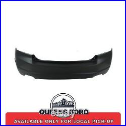 No Shipping-rear Bumper Cover Liter Models Prime For Acura Tl 07 08 Ac1100154