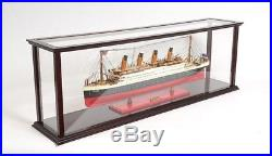Old Modern Handicrafts Display Case For 40-inch Model Ships
