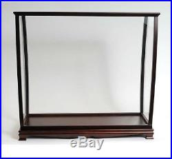 Old Modern Handicrafts Display Case For Tall Model Ship