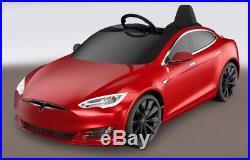 Radio Flyer Tesla Model S For Kids Brand New In Box + FREE SHIPPING