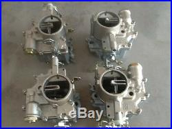 Rebuilt Corvair 1968-1969 140HP Carbs! $200 off for Cores! Free Shipping