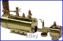 SAITO B2F Steam boiler for model ship marine boat New from Japan Free ship