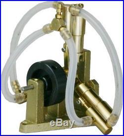 SAITO S3R (steam engine for the model ship)