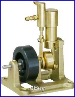 SAITO T-1 Steam engine for model ship marine boat single cylinder F/S NEW JAPAN