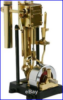 SAITO T1DR-L (steam engine for the model ship)