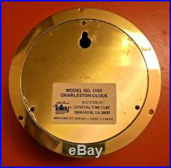 SETH THOMAS for Talley Industries CHARLESTON CLOCK Model #1055 Ship's Clock