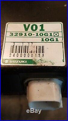 SUZUKI AN650A BURGMAN 2002-2004 V01 CVT Controller (Two Plugs) FREE SHIPPING