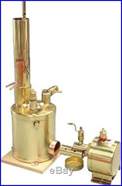 Saito Steam Boilers For Model Ship Bt-1L Vertical Type-1000