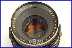 @ Ship in 24 Hrs! @ Mamiya Sekor C 127mm f3.7 Lens for RB67 Gold & Lizard Model