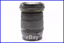 Sigma (For Canon EOS models) DC 18-50mm f/1.8 EX Macro + FREE SHIPPING