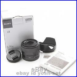 Sony SEL35F18 35mm F1.8 OSS Camera Lens For E-Mount Japan model EMS Shipping