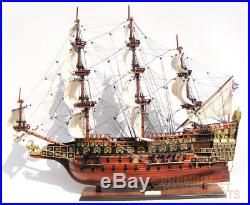 Sovereign of the Seas Wooden Ship Model Ready for Display 28
