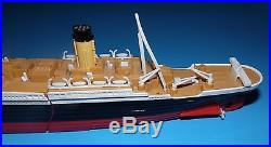 Submersible Titanic Model for Parts or Repair Mostly Complete Free Shipping