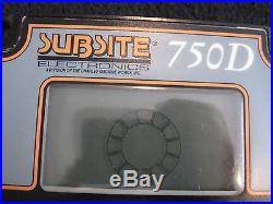 Subsite Remote Display Model 750 For Locator WORLDWIDE SHIPPING
