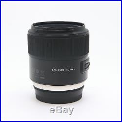 TAMRON SP 35mm F1.8 Di VC USD/Model F012E (for Canon EF) FREE SHIPPING