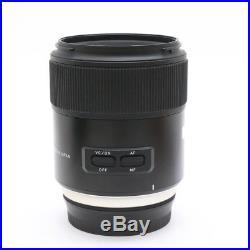 TAMRON SP 45mm F1.8 Di VC USD/Model F013E (for Canon EF mount) free shipping