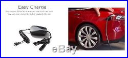TESLA MODEL S for KIDS by Radio Flyer NEW In Hand Blue Ships NOW