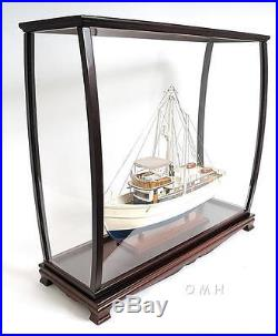 Table Top Display Case For Ship Models