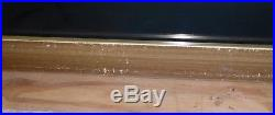 Tabletop Glass Display Case 36 x 15 & 25 Tall Great For Ship Model