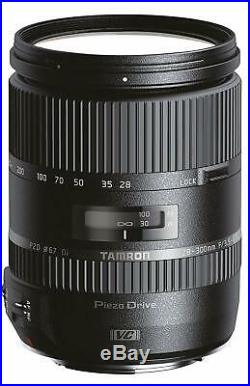 Tamron 28-300mm F3.5-6.3 Di VC PZD Lens for Canon (Model A010) Free Shipping