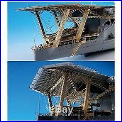Tetra Model Works 1/350 IJN Aircraft Carrier For Kaga Ship Accessory Parts Set P