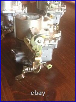Two Ethanol-Proof 1961 Corvair Carburetors $100 off for Cores & Free Shipping