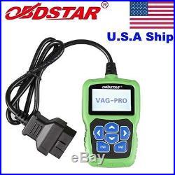 USA Ship OBDSTAR VAG PRO Car Programmer No Need Pin Code For New Models/Odometer