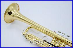 USED YAMAHA / YTR-6310Z Trumpet Model For Jazz Free shipping