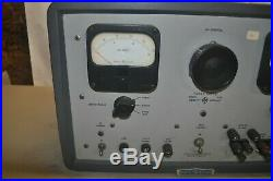 Vintage Hewlett Packard HP Model 712b Power Supply For Parts Free Shipping