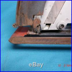 Vintage Skil Beam Saw Model 127-3 Custom Modified For 12 & 16 Blades Free Ship