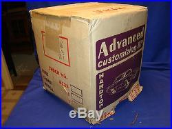 Vtg 1960's RARE Original AMT 3 in 1 Model Kits CASE SHIPPING CARTON For 12 Kits
