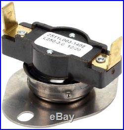 Winston PS2199 Thermostat Hi Limit Fan For Model Cvap, New, Free Shipping
