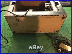 Wurlitzer Model 920 (Extension Amp For 120 Model Piano) RARE! FREE SHIPPING