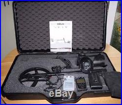 XP Deus Metal Detector Hard Carry Case For all XP Deus Models FREE SHIPPING